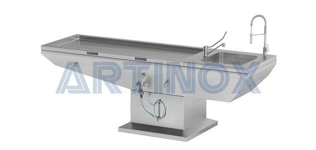 Мебель для патологоанатомических отделений